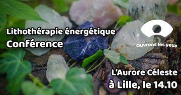 Lithothérapie énergétique