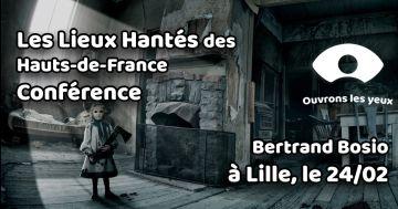 Les Lieux Hantés des Hauts-de-France