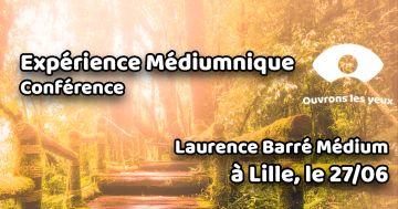 Expérience médiumnique (Session 15H30)