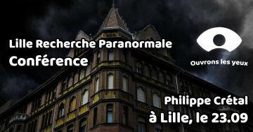 Lille Recherche Paranormale