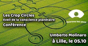 Les Crop Circles - Eveil de la Conscience Planètaire