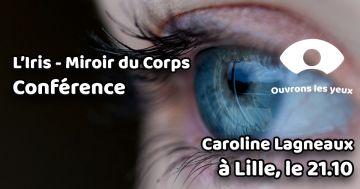 L'Iris, Miroir du Corps